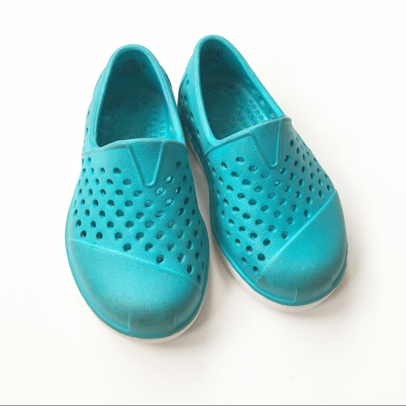Toms Other - TOMS Turquoise Shoes